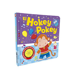El hokey pokey, libro musical