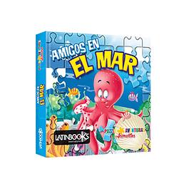 Libro Puzzle: Amigos en el mar
