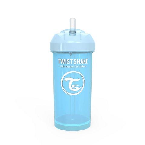 Vasos con bombilla Twistshake Gris