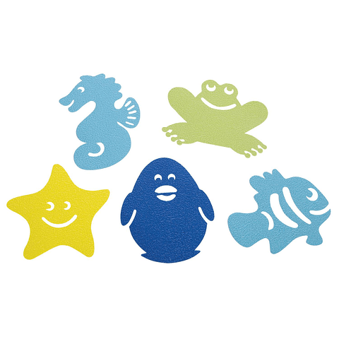 Pack de 10 Gomas Antideslizantes Dreambaby