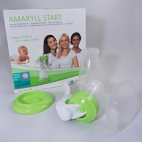 Sacaleches Manual Amaryl II Start