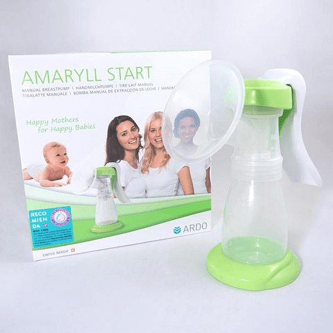 Sacaleches Manual Amaryl II Start Ardo