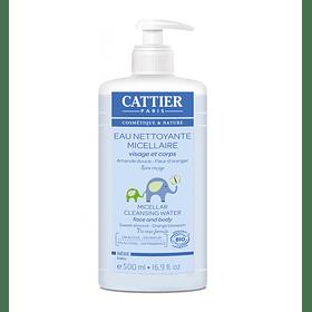 Loción Limpiadora Agua Micelar Cattier
