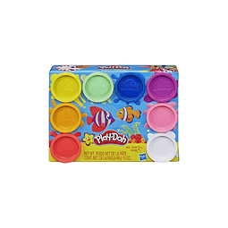 Play Doh - Arcoiris - 8 Pack