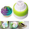 Adaptador de Boquilla para 3 Colores Plástico
