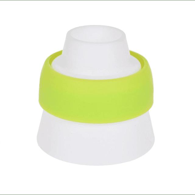 Adaptador Boquilla Plástico Grande XL