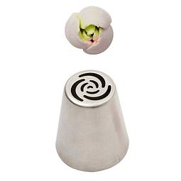 Boquilla Rusa N°BN12 Tulipán con 7 Pétalos