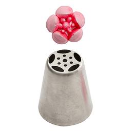 Boquilla Rusa N°BN3 Tulipán Con 5 Pétalos