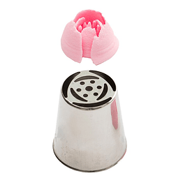 Boquilla Rusa N°N2 Tulipán 6 Pétalos