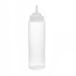 Botella Decoración Plástica 720 ml.