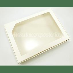 Caja Cartulina N°29 Blanca