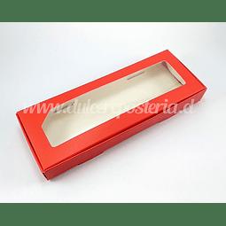 Caja Cartulina N°50 Roja