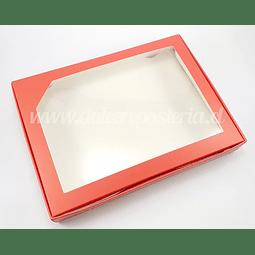 Caja Cartulina N°29 Roja
