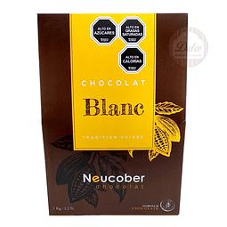 Blanco 29% Cacao Neucober 1 kg.