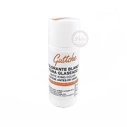 Colorante Blanco para Glaseado Guttche 20 gr.