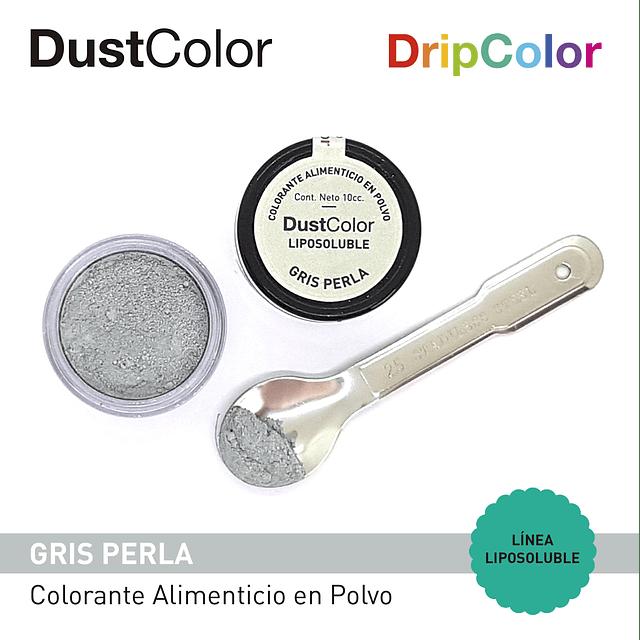 Colorante Liposoluble Gris Perla DustColor DripColor
