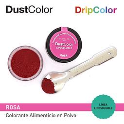 Colorante Liposoluble Rosa DustColor DripColor