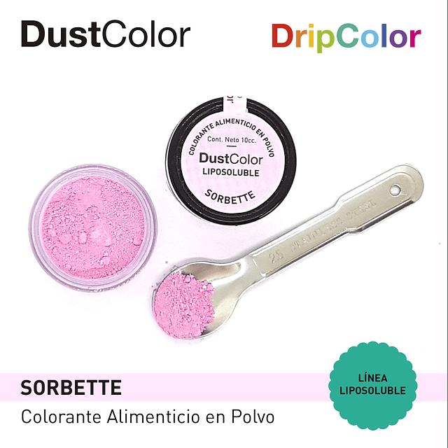 Colorante Liposoluble Sorbette DustColor Sorbette DripColor
