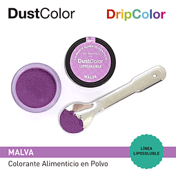 Colorante Liposoluble DustColor Malva DripColor