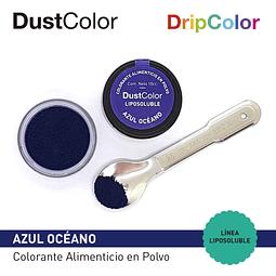 Colorante Liposoluble DustColor Azul Océano DripColor