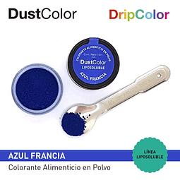 Colorante Liposoluble Azul Francia DustColor DripColor