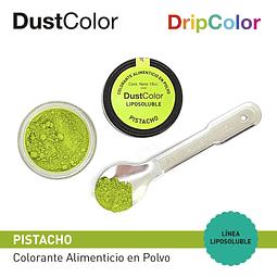 Colorante Liposoluble Pistacho DustColor DripColor