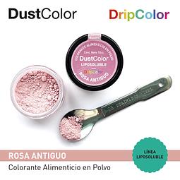 Colorante Liposoluble DustColor Rosa Antiguo DripColor