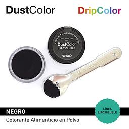 Colorante Liposoluble DustColor Negro DripColor