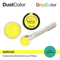 Colorante Liposoluble Narciso DustColor DripColor