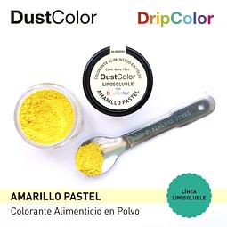 Colorante Liposoluble DustColor Amarillo Pastel DripColor