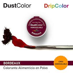 DustColor Hidrosoluble 10cc. DripColor Bordeaux