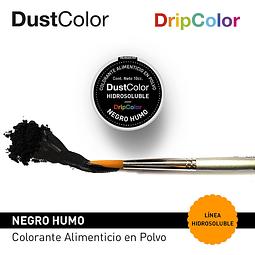 DustColor Hidrosoluble Negro Humo 10cc. DripColor