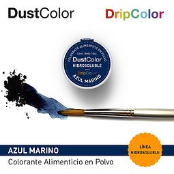 DustColor Hidrosoluble 10cc. DripColor Azul Marino