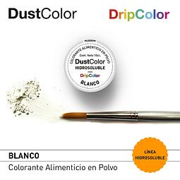 DustColor Hidrosoluble 10cc. DripColor Blanco
