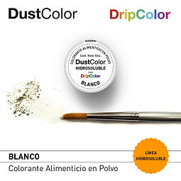 DustColor Hidrosoluble Blanco 10cc. DripColor
