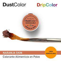 DustColor Hidrosoluble 10cc. DripColor Naranja Skin