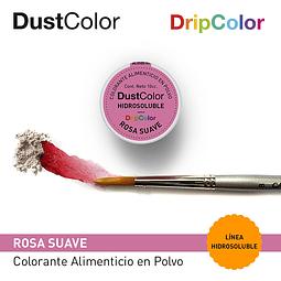 DustColor Hidrosoluble Rosa Suave 10cc. DripColor