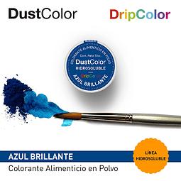 DustColor Hidrosoluble 10cc. DripColor Azul Brillante