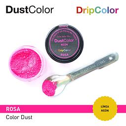 Colorante Polvo Rosa Neón DustColor 10 cc.