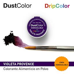 DustColor Hidrosoluble Violeta Provence 10cc. DripColor