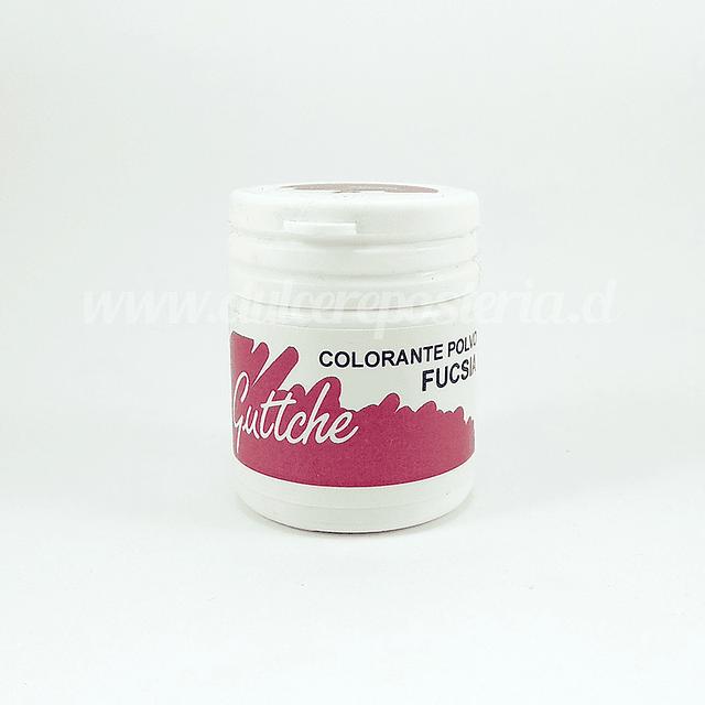 Colorante Polvo Fucsia Guttche 15 gr.