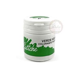 Colorante Polvo Verde Hoja Guttche 15 gr.