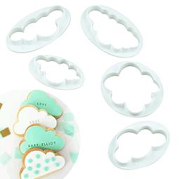 Cortadores Nubes 5 Piezas