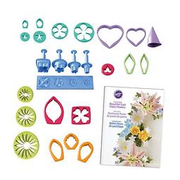 Set de Cortadores para Flores 26 piezas