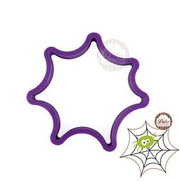 Cortador Plástico Tela de Araña