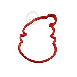 Cortador Plástico Santa
