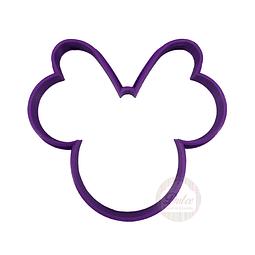 Cortador Plástico Minnie