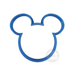 Cortador Plástico Mickey