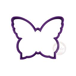 Cortador Plástico Mariposa