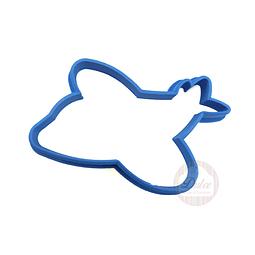 Cortador Plástico Avioncito